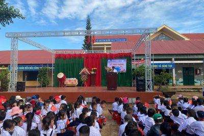 Trường Tiểu học Nguyễn Văn Trỗi long trọng tổ chức Lễ Khai giảng năm học mới – Năm học 2020-2021